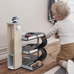 Houten autogarage Aiden Kids Concept