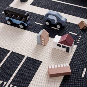 Vloerkleed Road Aiden Kids Concept