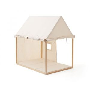 Speeltent huis off white Kids Concept