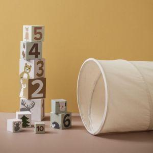 Speeltunnel off white Kids Concept