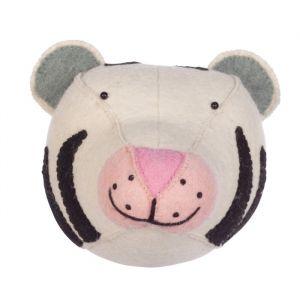 Dierenkop Zoo witte tijger KidsDepot