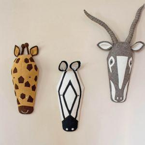 Dierenkop Kaio Giraf KidsDepot