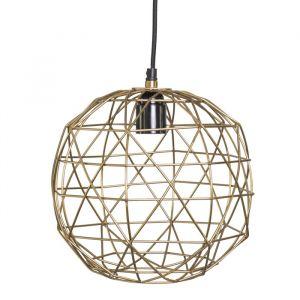 Metalen hanglamp Toss goud KidsDepot
