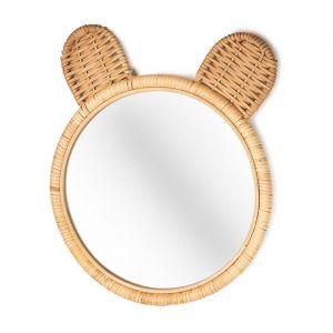 Bamboe spiegel Minon naturel KidsDepot