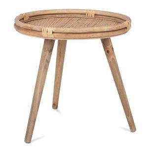 Rotan tafeltje Mylla natural KidsDepot
