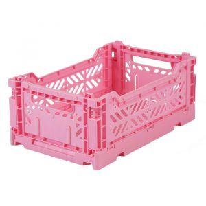 Opvouwbaar Kratje Mini Baby Pink Ay-Kasa