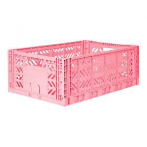 Opvouwbaar Kratje Maxi Baby Pink Ay-Kasa