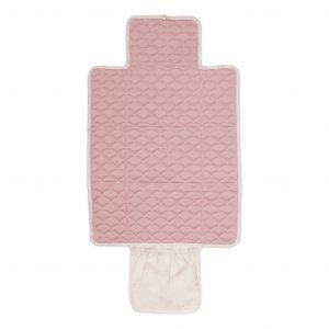 Verschoonmatje Dandelion roze CamCam