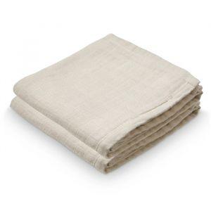Hydrofiele doeken light sand (2st) CamCam