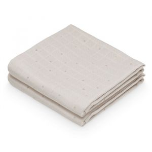 Hydrofiele doeken Etoile sand (2st) CamCam
