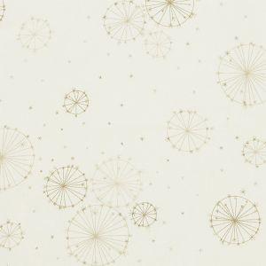 Hoeslaken meegroeibed Dandelion naturel 70x140cm CamCam