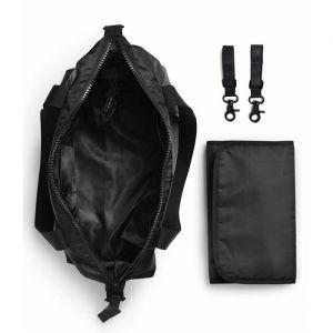 Luiertas Soft Shell Briljant Black Elodie Details