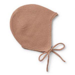 Babymuts Bonnet Faded Rose 0-3m Elodie Details