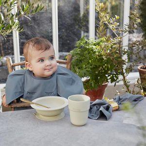 Baby servetset (2st) Tender Blue Elodie Details