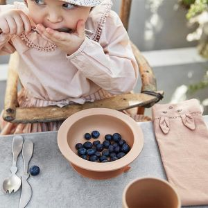Baby servetset (2st) Faded Rose Elodie Details
