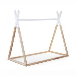 Tipi meegroeibed frame 70x140 Childhome