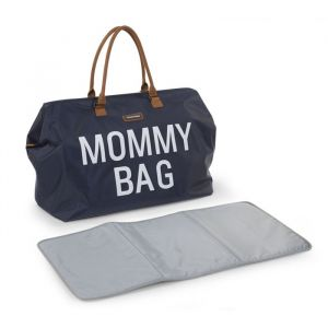 Mommy Bag groot marine blauw Childhome