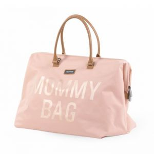 Mommy Bag groot roze Childhome