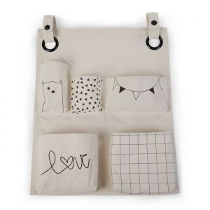 Canvas box organizer Childhome