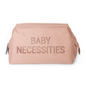 Toilettasje Baby Necessities roze Childhome