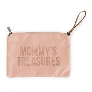 Clutch Mommy's Treasures roze Childhome