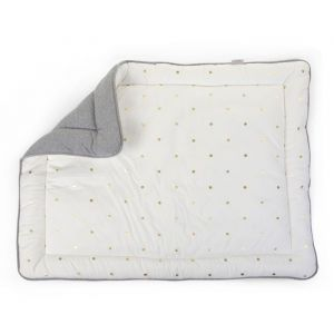 Boxkleed Gold Dots Childhome