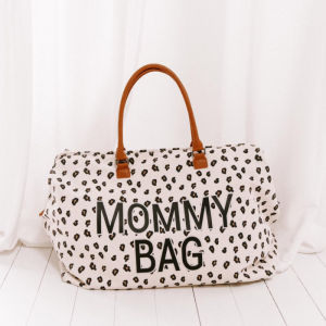 Mommy Bag luipaard Childhome