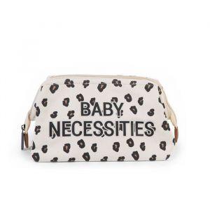 Toilettasje Baby Necessities luipaard Childhome