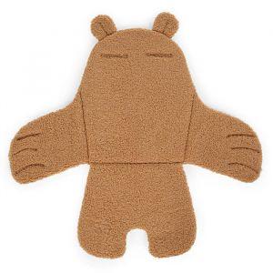 Evolu stoelkussen Teddy beige Childhome