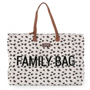 Family Bag Leopard Childhome