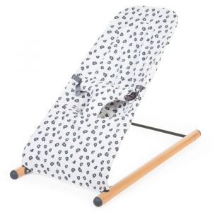 Hoes wipstoel Evolux Leopard Childhome
