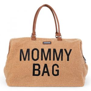 Mommy bag Teddy beige Childhome