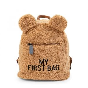 Rugzak My First Bag Teddy beige Childhome