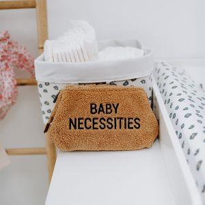 Toilettasje Baby Necessities Teddy beige Childhome