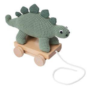 Trekspeeltje dinosaurus Sebra