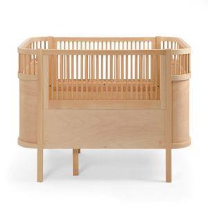 Sebra Kili meegroeibed baby en junior Wooden Edition