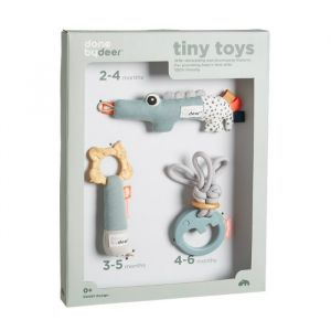 Cadeauset Tiny Toys (3st) Done by Deer