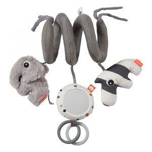 Speelgoed spiraal Deer Friends grijs Done By Deer