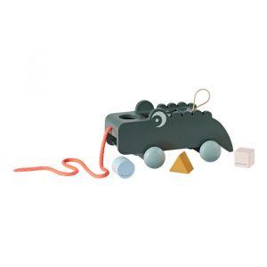 Trekspeelgoed vormenstoof Done by Deer