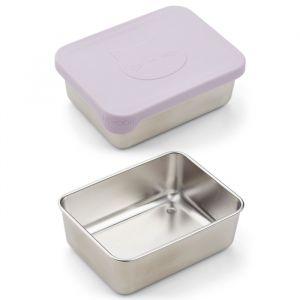 Snackbox Ako Cat light lavender Liewood