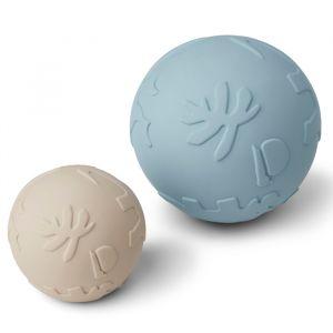 Speelballen Thea Dino sandy/sea blue (2st) Liewood