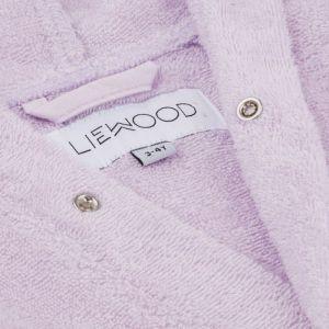Badjas Lily Cat light lavender Liewood