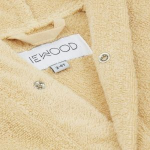 Badjas Lily Mouse wheat yellow Liewood