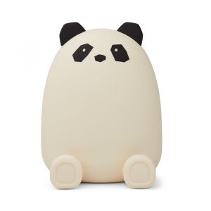 Siliconen spaarpot Palma Panda creme de la creme Liewood