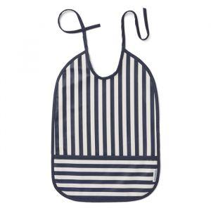 Slab Lai stripe navy-creme Liewood