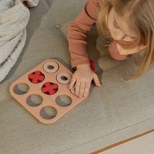 Boter-kaas-en-eieren spel Kelsey Rose multi mix Liewood