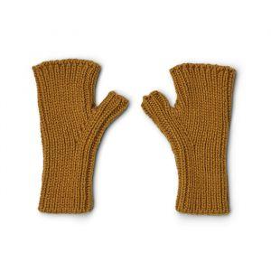 Handschoenen Finn Golden caramel (2-4 jaar) Liewood