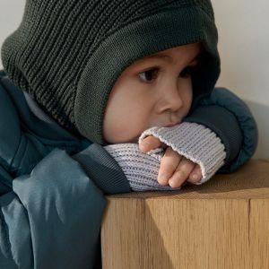 Handschoenen Finn Grey melange (2-4 jaar) Liewood
