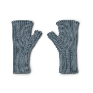 Handschoenen Finn Whale blue (2-4 jaar) Liewood