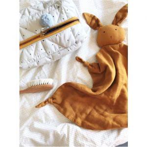Knuffeldoek Agnete Rabbit mustard Liewood